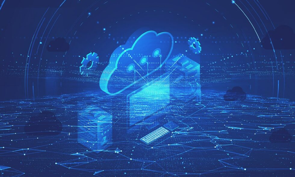 blog post cover moving into the cloud