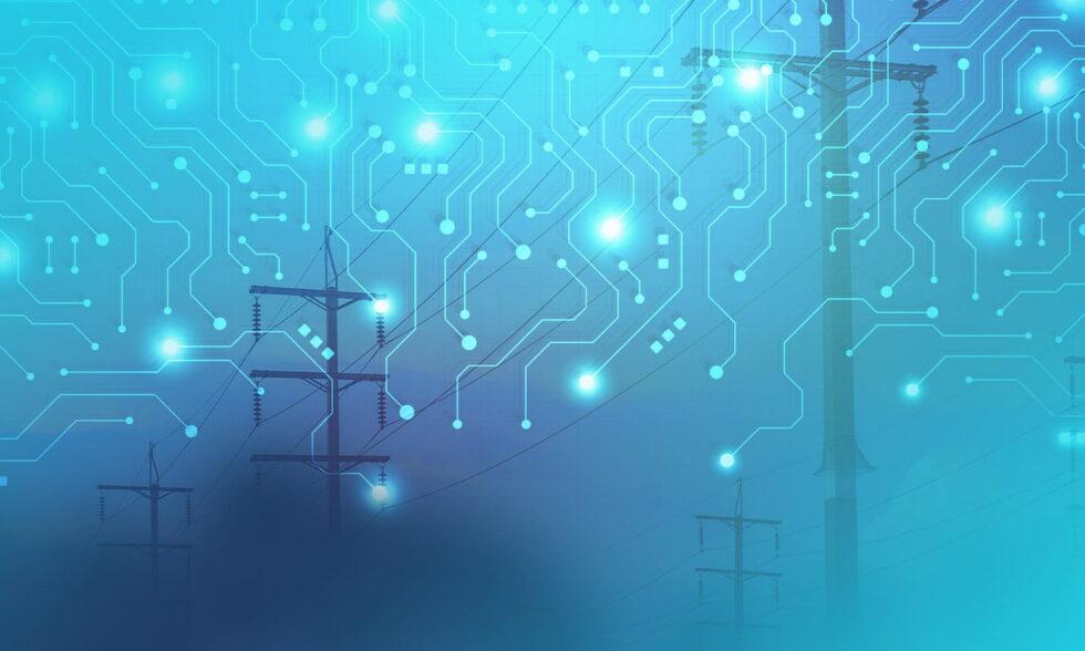 blog post cover DIGITAL TRANSFORMATION in utilities energy industries