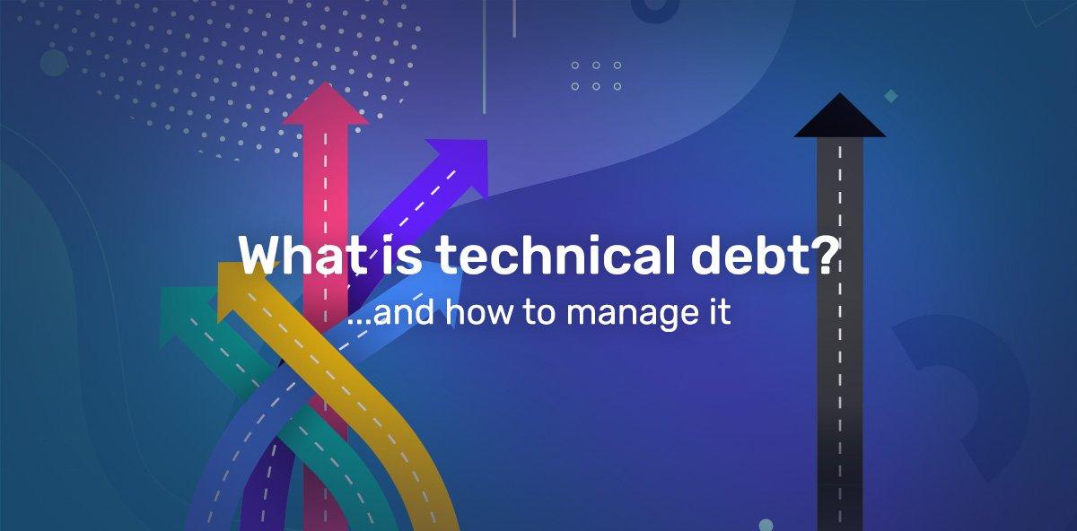 blog post technical debt
