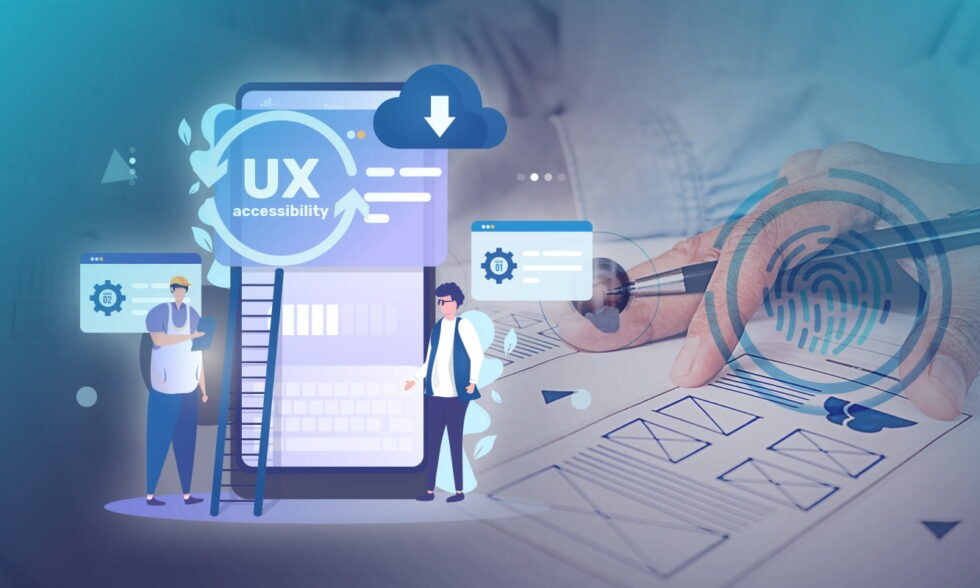 blog post cover - UX accessibility