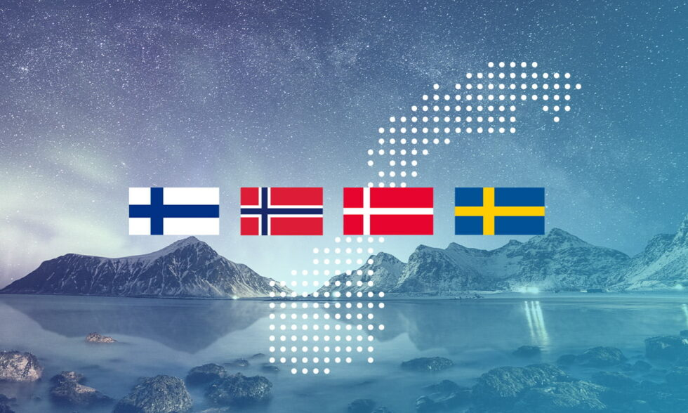 blog post cover - nordic countries