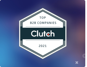 Clutch Highlights the Top IT Services Providers for 2021 – of course we are among them!